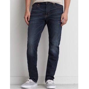 Slim Dark Wash AE Jeans